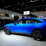 Jaguar C-X17 compact luxury crossover concept