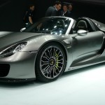 Porsche 918 Spyder production car
