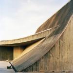 Oscar Niemeyer's University of Science and Technology Houari Boumediene, Bab-Ezzouar, Algiers, Algeria, Jason Oddy