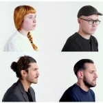 Sonic Movement core creators Holly Herndon, Mat Dryhurst, Fernando Ocana and James Brookes. Photo by Susy Pollin and Andreas Folkestad