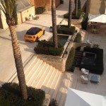 Cap Rocat Hotel, Mallorca and the new Mini