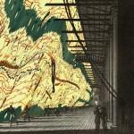 Monditalia Corderie map, Courtesy la Biennale di Venezia Copyright Rem Koolhaas
