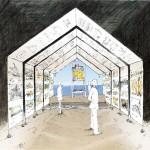 New Zealand Exhibition 14th International Architecture copywright David Mitchell