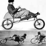 Velo-Velocar the standard Luxe model and Francis Faur below in 1934. Copywrite MIT Press
