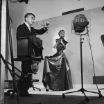 Horst directing fashion shoot with Lisa Fonssagrives, 1949 © Photo by Roy Stevens Time & Life Pictures Getty Images, press use only