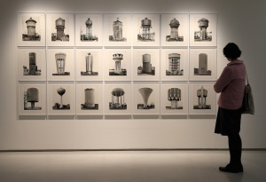 Bernd Hilla, Constructing Worlds Photography and Architecture in the Modern Age, Installation images, Barbican Art Gallery, 25 Sept 2014 – 11 Jan 2015 © Chris Jackson / Getty Images