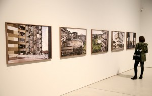 Guy Tillim, Constructing Worlds Photography and Architecture in the Modern Age, Installation images, Barbican Art Gallery, 25 Sept 2014 – 11 Jan 2015 © Chris Jackson / Getty Images