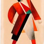 Costume design for Sten'ka-Razi by Konstantin Vialov 1923 © A. A. Bakhrushin State Central Theatre Museum