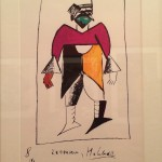Costumes by Malevich_2_© A. A. Bakhrushin State Central Theatre Museum