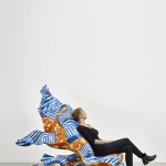 Yinka Shonibare Windy Chair I Images Courtesy Carpenters Workshop Gallery