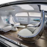 Mercedes F015 Luxury in Motion study