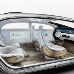 Mercedes F015 Luxury in Motion
