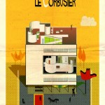 C is for Le Corbusier ©Laurence King Publishing