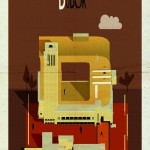 D is for Willem Dudok ©Laurence King Publishing