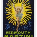 Vermouth MARTINI Martini & Rossi, Leonetto Cappiello, 1920s, ©Martini & Rossi