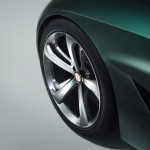 Sculpted wheels on the Bentley EXP 10 Speed 6 concept
