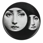 Assiette © Piero Fornasetti, Practical Madness
