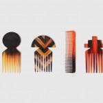Combs, Hair Highway, Studio Swine, 2014 , © Studio Swine