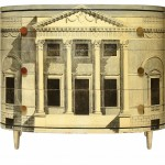 Commode Palladiana © Piero Fornasetti, Practical Madness