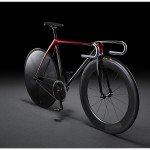Mazda Kodo inspired bike for Milan Design Week 2015
