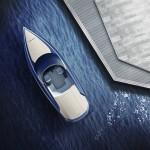 Aston Martin Quintessence Yachts AM37 Speedboat renditions