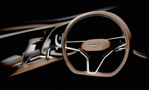 Aston Martin Quintessence Yachts AM37 Speedboat interior