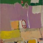 Richard Diebenkorn Albuquerque #4, 1951, Saint Louis Art Museum, Copyright The Richard Diebenkorn Foundation