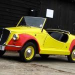 Enid Blyton Noddy Car based on 1969 Fiat Gamine Vignale 1967