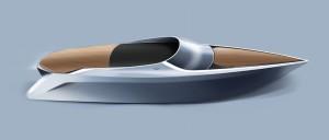 Aston Martin Quintessence Yachts AM37 Speedboat closed interior
