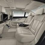 2015 BMW 7 Series cabin