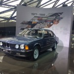 First generation BMW 7 Series