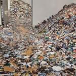 People of Print, 24 HRS of Photos installation, Foam (Fotografiemuseum Amstterdam), 2013 © Erik Kessels, Thames & Hudson