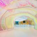 Serpentine Pavilion 2015 designed by Selgascano, Photograph © Iwan Baan