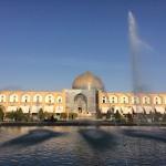Naghshe-Jahan Square, Isfahan