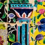 Tehran tiles in the Ghajaar Golestan Palace © Design Talks