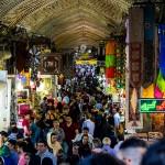 Tehran Big Bazaar © Design Talks