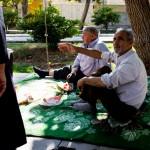Tehran picnic © Design Talks