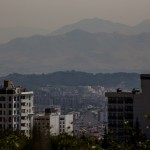 Tehran cityscape © Design Talks