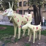 Street art, Ferdoss Gardens Tehran