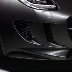 Jaguar F-Type air vent detail