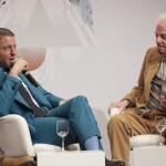 Lapo Elkann and Nicky Haslam Superyacht Design Symposium © Dan Annett