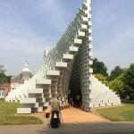 2016 Serpentine Pavilion by Bjarke Ingels Group