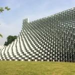 2016 Serpentine Pavilion by Bjarke Ingels Group © Design Talks