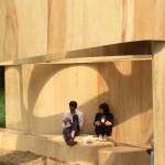 Serpentine Pavilion Summer House Kunle Adeyemi © Design Talks