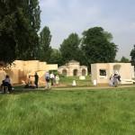 Serpentine Pavilion 2016 Summer Houses and Queen Caroline's Temple © Design Talks