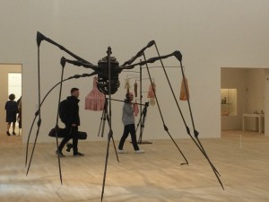 Louise Bourgeois, Spider Switch House Tate Modern © Design Talks