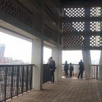 Viewing gallery Switch House Tate Modern © Design Talks