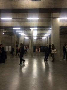 Foyer of Switch House Tate Modern © Design Talks