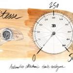 Bugatti Chiron early design moodboards