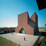 Mario Botta Church